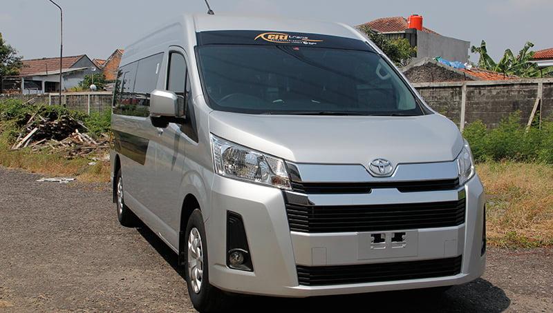 Shuttle Jakarta Bandung