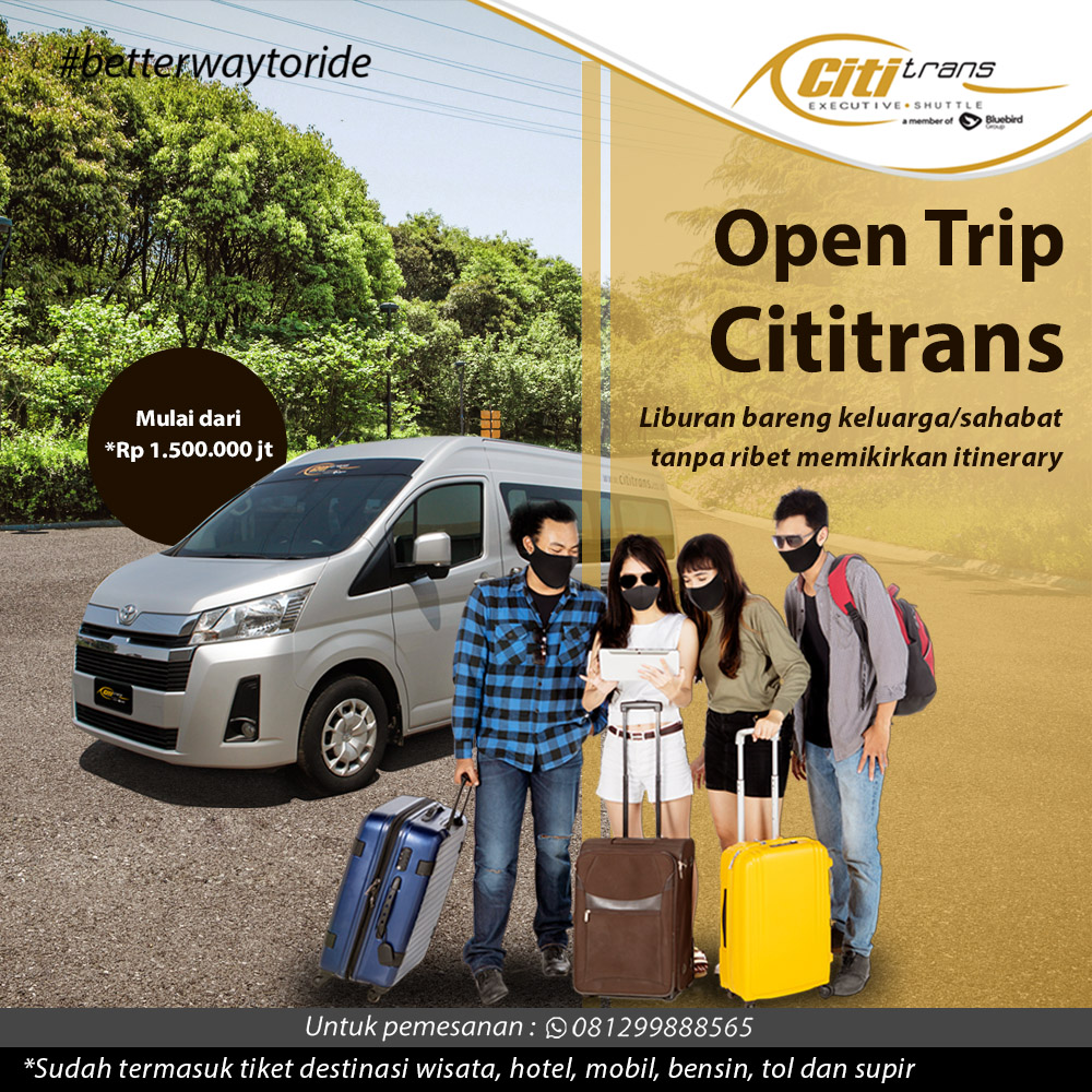 Cititrans Open Trip