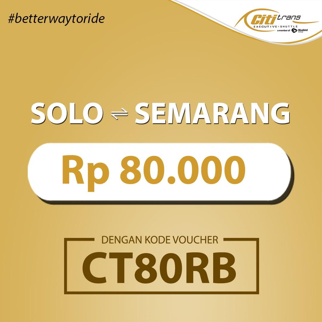 Semarang - Solo